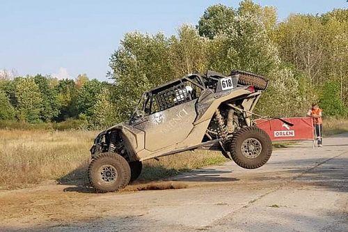 Polska klątwa dla Kamena Rally Team