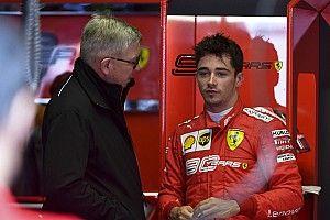 A Ferrari egyelőre nem ad több pénzt Leclercnek