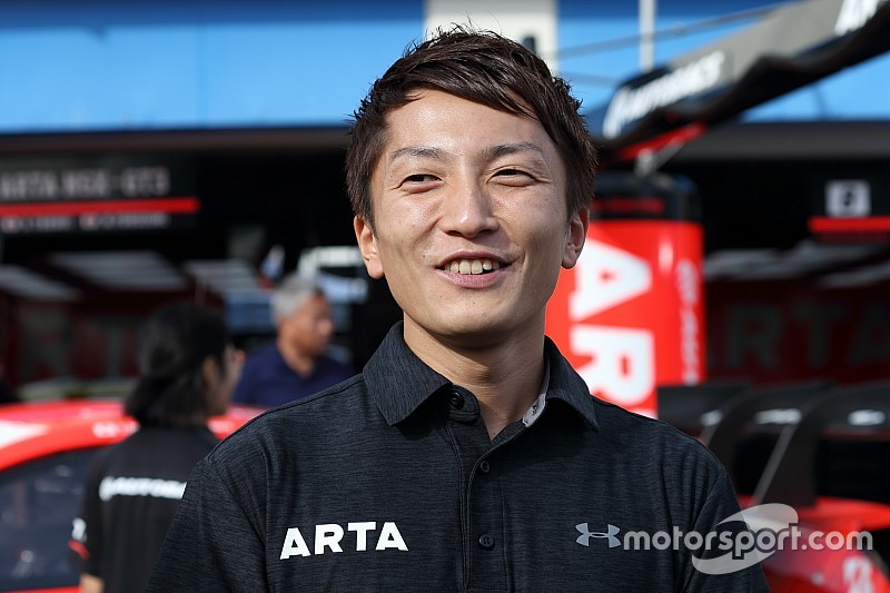 ARTA NSX-GTの野尻智紀「逆転チャンピオンのためには、ここで表彰台が必要」