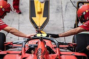【動画】F1第14戦イタリアGPフリー走行2回目ハイライト