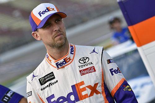 "Denny Hamlin: ""The fastest car won the race"" at Michigan"
