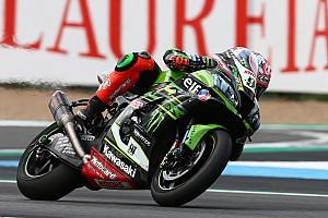 Haslam dejará el equipo Kawasaki del WorldSBK a final de temporada