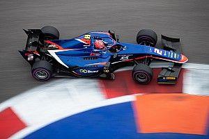 F2, Sochi: tremendo incidente per Matsushita, interrotta Gara 2