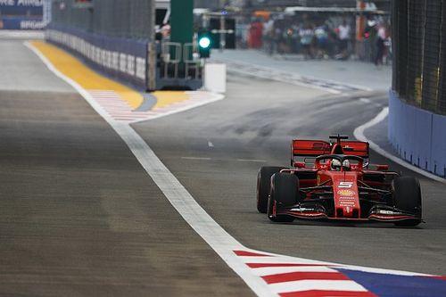 Binotto nie wywiera presji na Ferrari