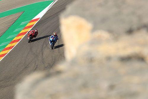 Volledige uitslag derde derde training Grand Prix van Aragon