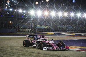 Perez: una reprimenda per aver spedito Magnussen a muro
