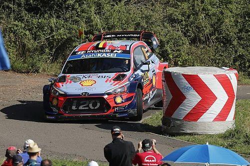 WRC, Rally Germania, PS5: scratch di Neuville che replica a Tanak
