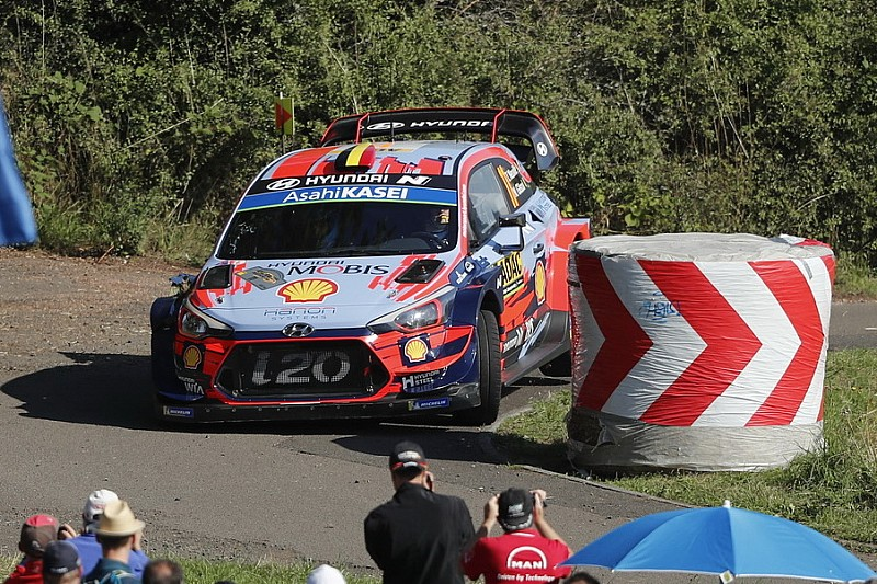 WRC, Rally Germania, PS5: scratch di Neuville che replica a Tanak
