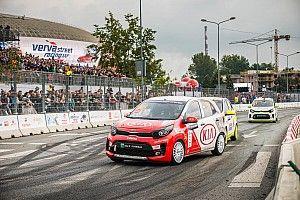 Wyścigi KIA PLATINUM CUP podczas Verva Street Racing