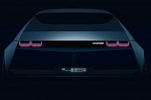 Vissza a jövőbe elektromos autó a Hyundaitól?
