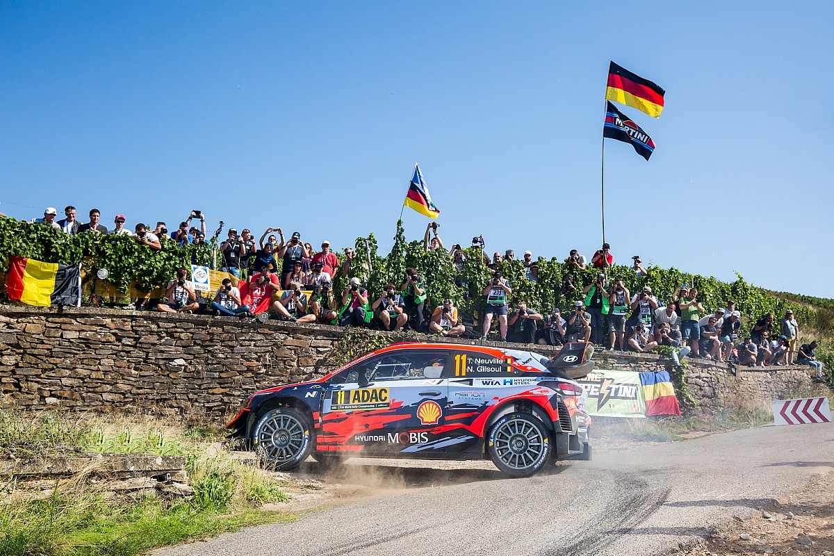 Zacięta walka Tanaka i Neuville'a, Kajto drugi w WRC 2
