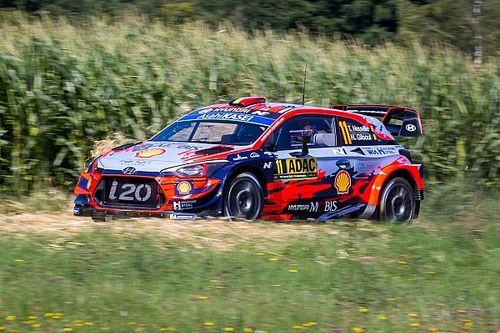 WRC, Rally Germania, PS11: Neuville è scatenato. Tanak più vicino