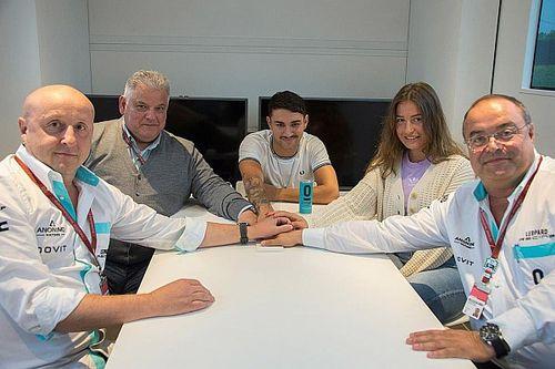 Musim depan, Leopard Racing diperkuat Foggia-Masia