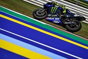 Cara y cruz de las actualizaciones de Yamaha para Rossi