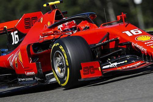 "F1ベルギーFP3:フェラーリが3セッション""完全制覇""。フェルスタッペン5番手"