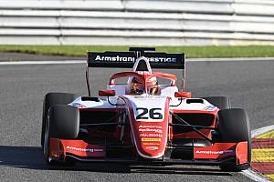 فورمولا 3: آرمسترونغ يُهيمن على السباق الثاني في سبا