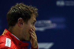 """Vettel jól megnézte magának a Mercedest: """"mérnöki"""" szemek"""