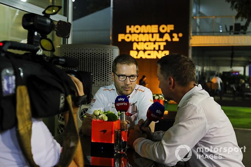 A McLarennél eleinte nemigazán hittek a 4. helyben