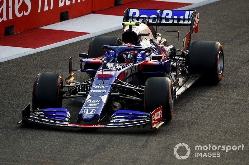 """Gasly siente que conduce más """"naturalmente"""" en Toro Rosso"""