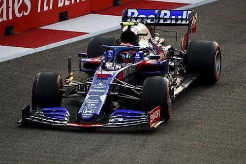 """Gasly is op zijn gemak bij Toro Rosso: """"Auto voelt natuurlijker"""""""