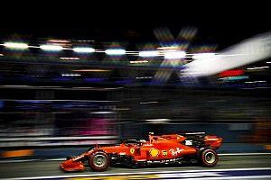 Wolff: 'Ferrari op alle vlakken sterk in Singapore'