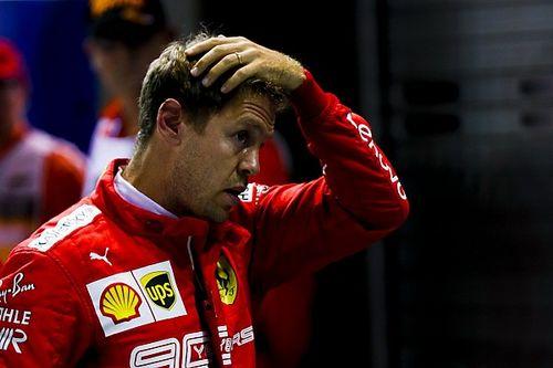 """Vettel: """"Deluso dalla Q3. C'era potenziale per fare molto meglio"""""""