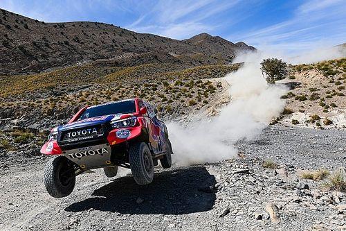 De Villiers gana en Marruecos