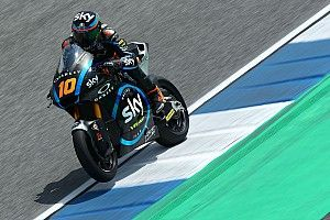 Thailand Moto2: Marini wins, Marquez extends points lead