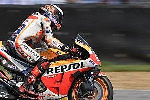 Honda y Márquez ya negocian la renovación