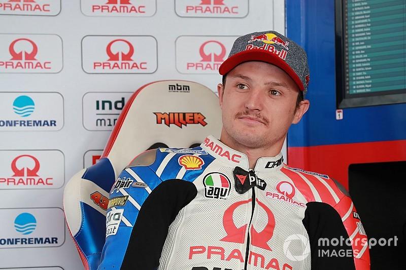 """Miller: """"Lorenzo-Pramac? C'è un po' di verità, ma sono tranquillo"""""""