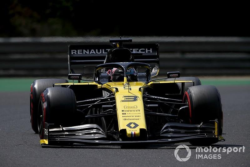 """Ricciardo: """"Renault ilerlemek için gereken her şeye sahip"""""""