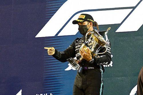 """Hamilton """"Seneye F1'de olmayı planlıyorum ve teste bu yüzden katıldım"""""""