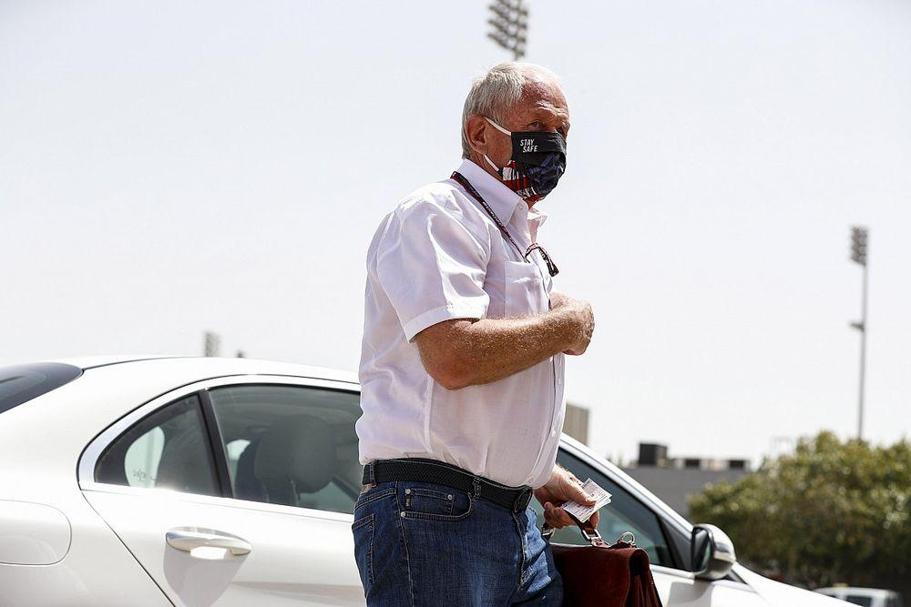 Marko: Sok értelme van a Ferrarival való együttműködésünknek