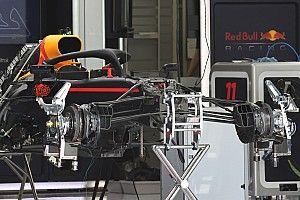 Los primeros detalles de los coches de la F1 2021 en Bahrein