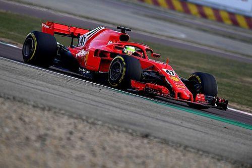 Les plus belles photos des essais privés Ferrari