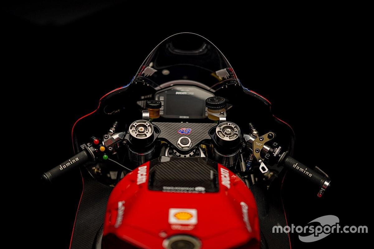 Ducati Senang Inovasinya Ditiru Pabrikan Jepang