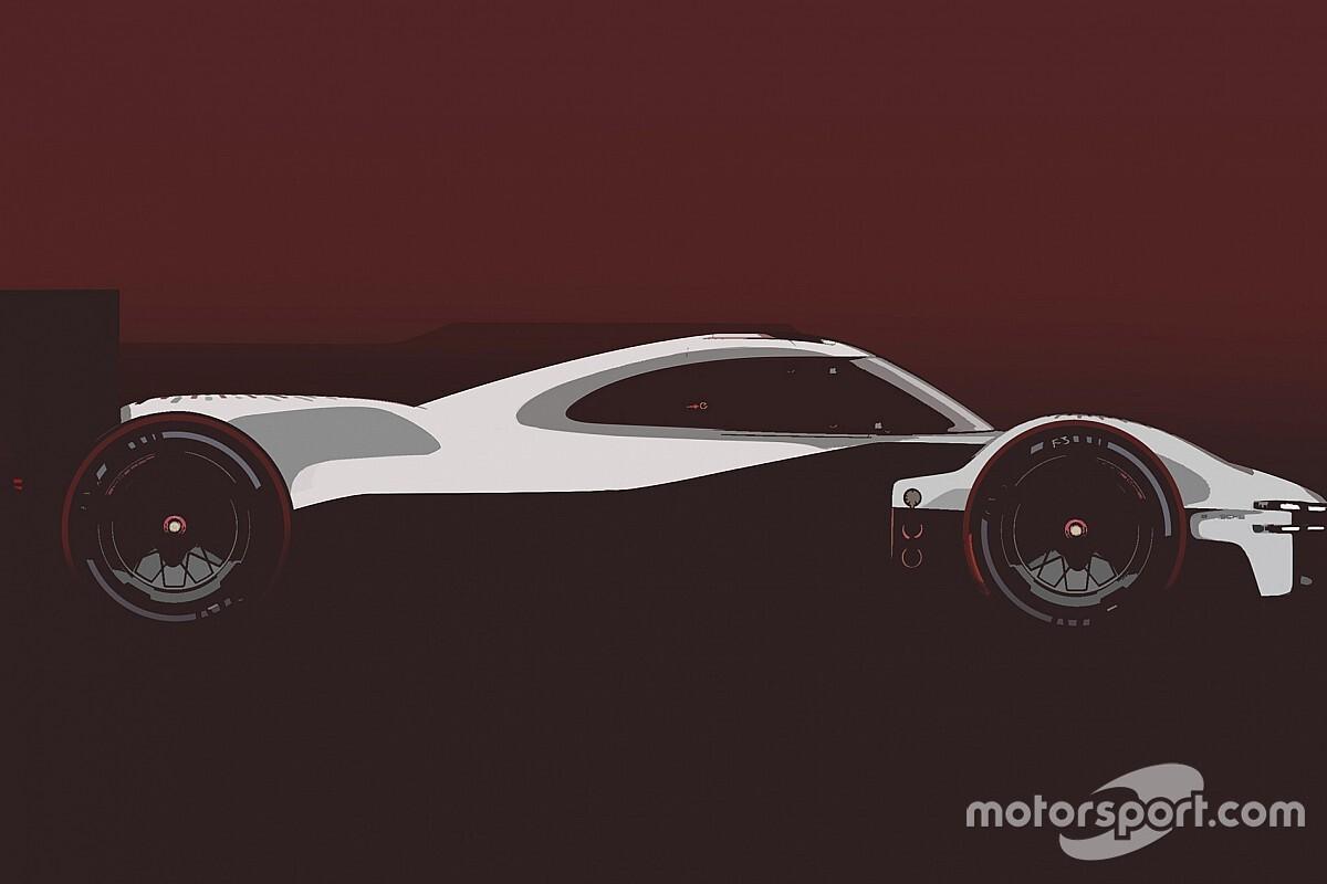 Porsche, LMDh prototipiyle Le Mans, WEC ve IMSA'da yarışacak!