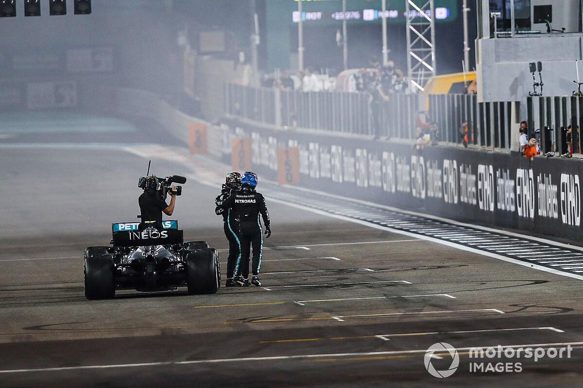 """""""A Mercedesnek minden a rendelkezésére áll, hogy lejjebb nyomják Hamilton bérigényét"""""""