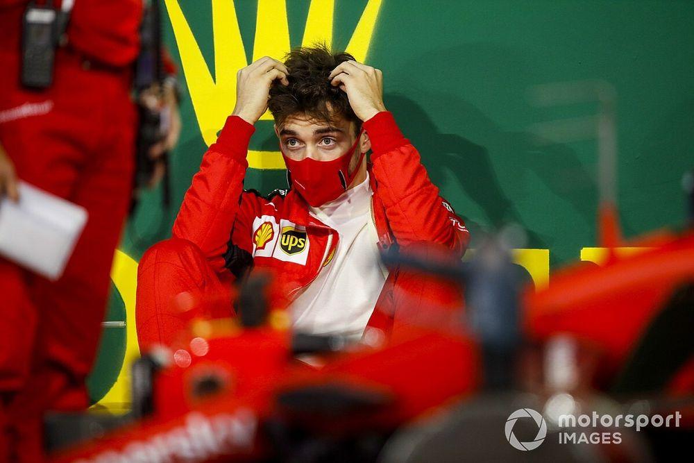 """Leclerc busca bom resultado com Vettel em Abu Dhabi para homenagear o """"fim de uma era"""""""