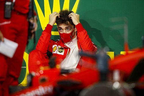 """Leclerc: """"Foi minha melhor temporada na Fórmula 1"""""""