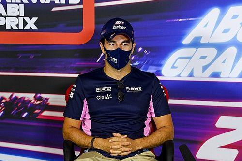 Sergio Perez Kian Dekati Red Bull