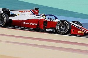 F2 favourite tag not adding pressure for Ferrari junior Shwartzman