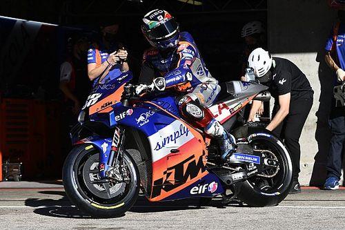 Oliveira apunta qué le falta a KTM para dar el último paso en MotoGP