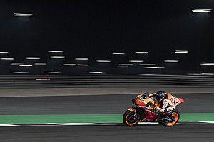 Resumen: la tercera jornada del test de MotoGP 2021 en Qatar