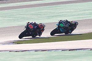 Nuevos colores, pilotos y motos: las fotos del test de MotoGP