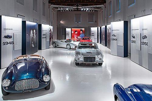 Les Ferrari de Gianni Agnelli exposées à Modène