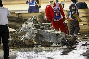 """Steiner: """"Halo, Grosjean'ın hayatını kurtardı"""""""