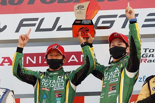 埼玉トヨペット、今季2勝目も56号車リアライズが2位獲得で今季王者に|GT300富士