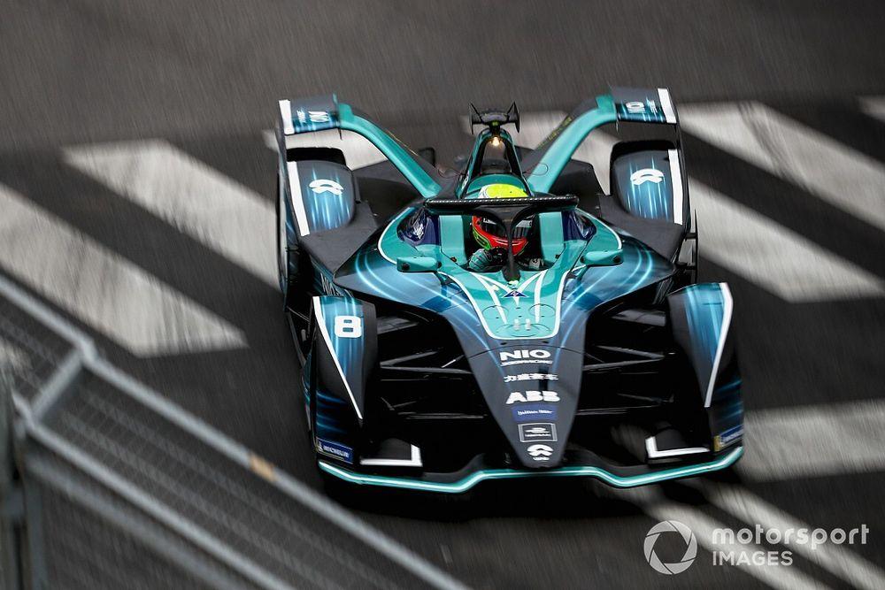 NIO 333 verbindt zich aan nieuw Gen3-reglement Formule E