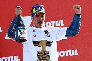 MotoGP: Morbidelli vence GP de Valência; Mir é sétimo e conquista o Mundial